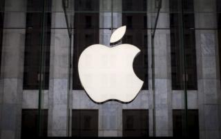 Apple logo. IDFA blog article Mobrand.