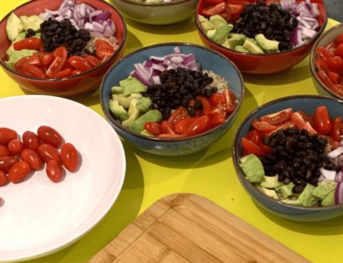 Quinoa bowls recipe!